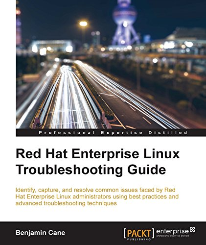 Red Hat Enterprise Linux Troubleshooting Guide Free Download