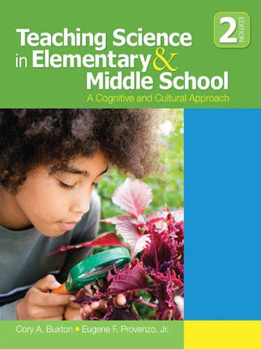 Download Teaching Science in Elementary and Middle School: A Cognitive and Cultural Approach Pdf