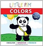 Little Pim: Colors, Julia Pimsleur Levine, 1419700170