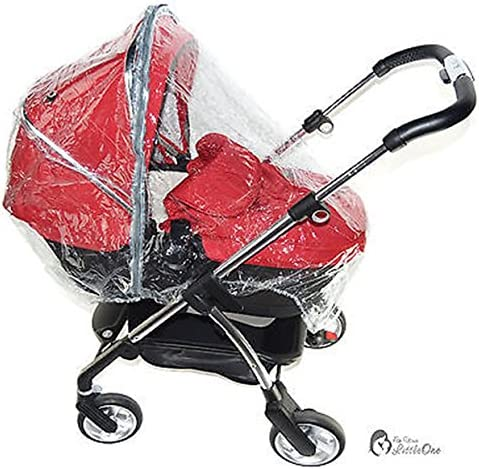 Raincover Compatible with Silver Cross Wayfarer Carrycot Ventilated 198