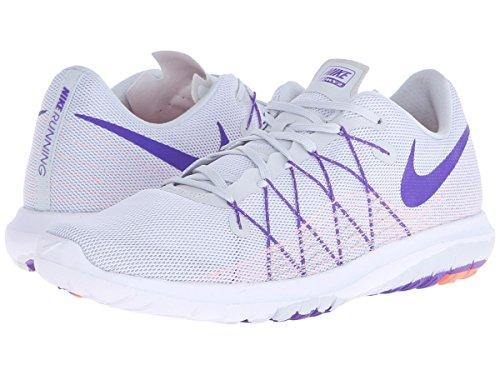 Nike Frauen Flex Fury 2 Laufschuh Platin / Lila / Pink