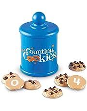 Juego para contar Smart Snacks Counting Cookies
