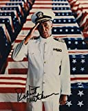 Robert Mitchum Signed Autographed Color Winds Of War Photo Classic Shot! - Autographed Sports Photos