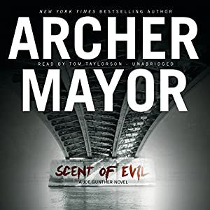 Scent of Evil Audiobook