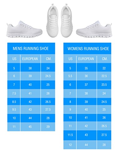 Print Pet Shoes Dog Springer Choose Running Women's Breed Sneakers Shoetup Lightweight Spaniel Your Sneakers English wavI4xqYW