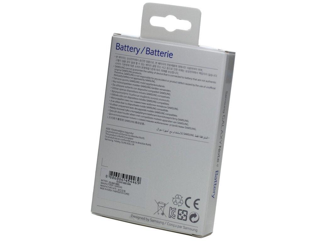 Samsung EB-BN910BB - Batería original para Samsung Galaxy Note 4 (3320 mAh)