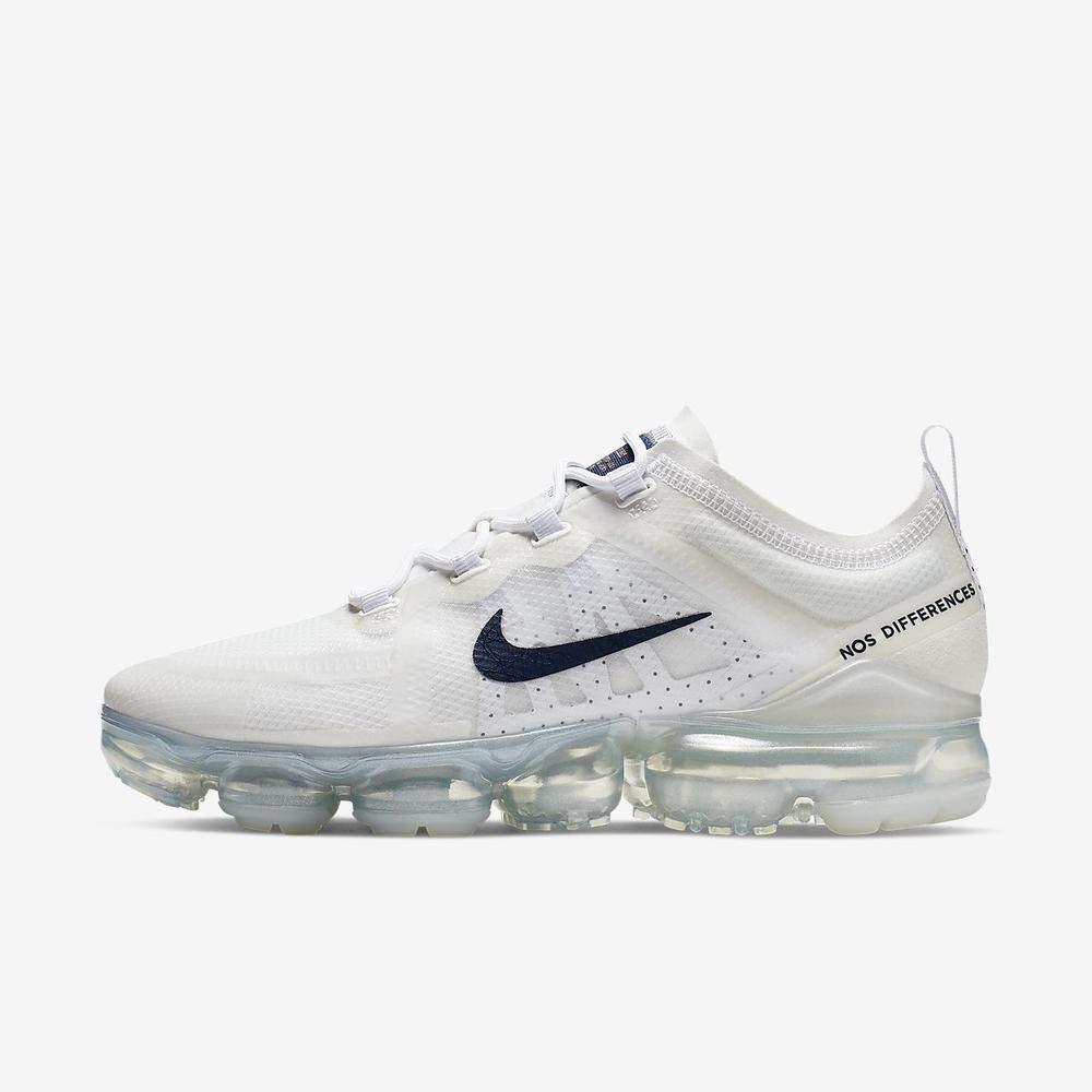 MultiCouleure (blanc Midnight Navy Mtlc rouge Bronze 100) Nike WMNS Air Vapormax 2019, Chaussures d'Athlétisme Femme 36 EU