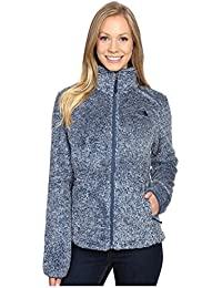 Women's The North Face Osito 2 Jacket Shady Blue Stripe...