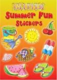 Glitter Summer Fun Stickers (Dover Little Activity Books Stickers)