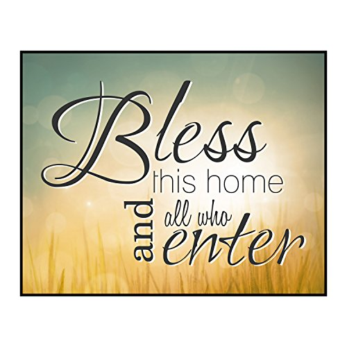 Home Accents Wall Plaque - 9