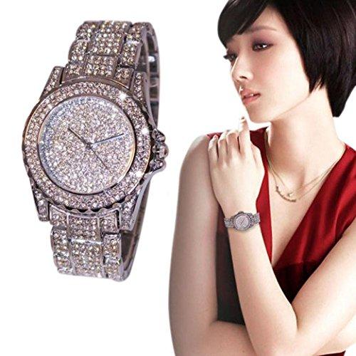 women watches Boyiya Rhinestone Ceramic Crystal Quartz watches Lady Dress (Guess Ceramic Watch)