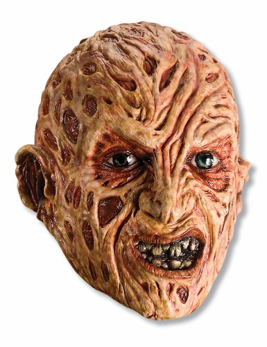 Freddy Krueger Vinyl Mask (Freddy Krueger Costume Boys)