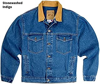 product image for Schaefer Ranchwear - 581 LEGEND DENIM JACKET (XS)