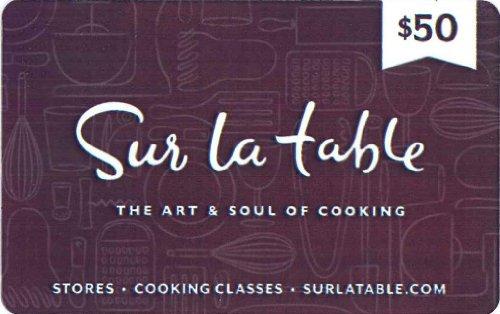 Sur La Table Gift Card  50