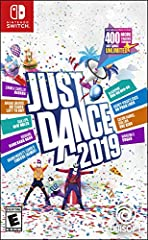 "Dance to your own beat with Just Dance 2019, the ultimate dance game featuring 40 hot tracks from chart-topping hits to family favorites, including ""Havana"" by Camila Cabello, ""Bang Bang Bang"" by BIGBANG, ""No Tears Left To Cry"" by Ariana Gran..."