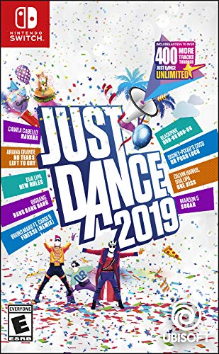 Just Dance 2019 - Nintendo Switch Standard Edition (Best Christmas List App 2019)