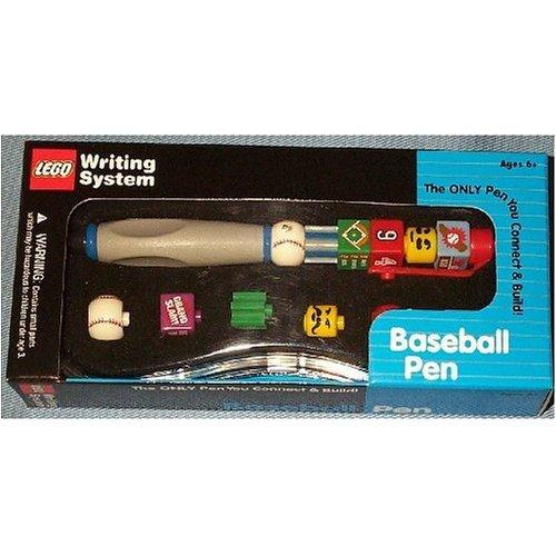 Lego Writing System Baseball Pen