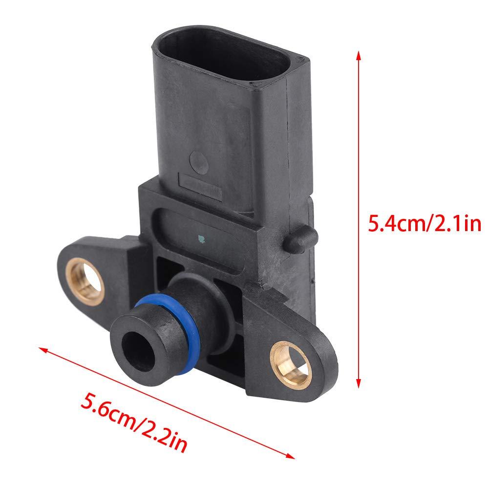 Car MAP Sensor Vehicle Intake Manifold Air Pressure Sensor for 128i 325i 328i 330i E90 E91 E92 E82