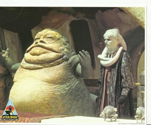 a the Hut 8 x 10 inch Photo #3 Bib Fortuna ()