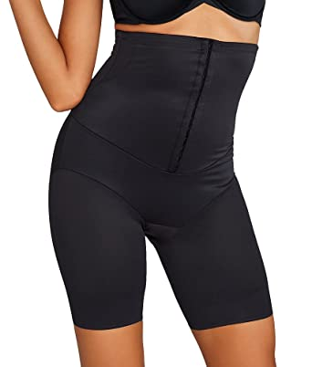 5801ce01e2140 Miraclesuit Inches Off Firm Control Slimming Cincher - 2726 at Amazon  Women s Clothing store
