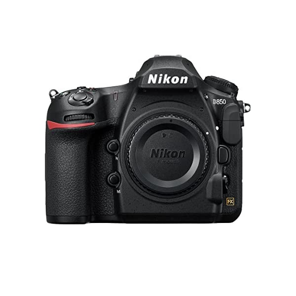 51qcvi 8zrL. SS600  - Nikon D850 FX-Format Digital SLR Camera Body
