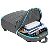 Grove Padded Backpack Travel Bag (Baby Blue) for HP