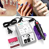Cadrim Nail Drill Machine Professional Electric Nail Art Polisher Sets Kits ...