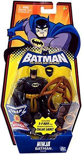 DC Batman Brave and the Bold Action Figure Ninja Batman