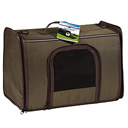 Kaytee Ferret and Rabbit Come Along Large Carrier, Colors Vary
