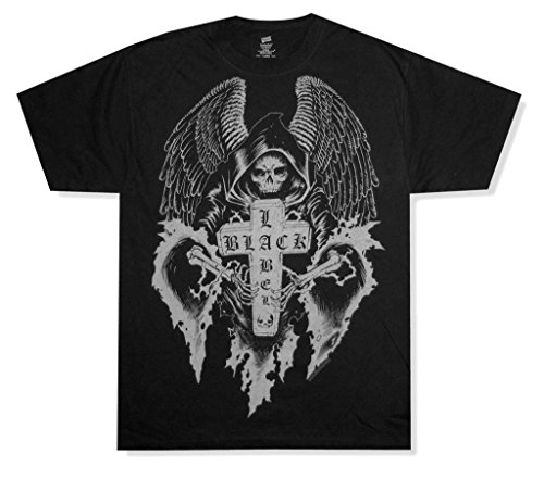 Used, Black Label Society Angel of Doom Sunset Men's T Shirt for sale  Delivered anywhere in Canada