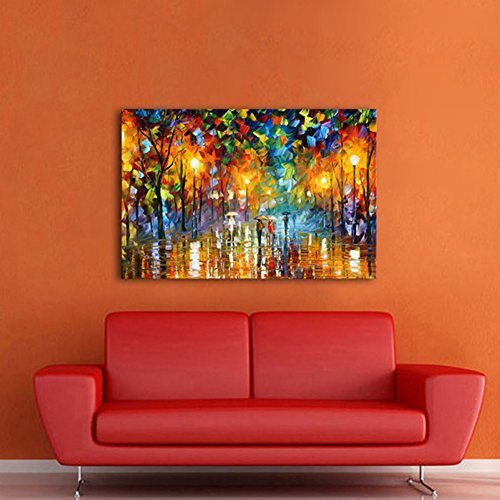 Hand Painted Oil Painting Raybre Art 174 Modern Canvas