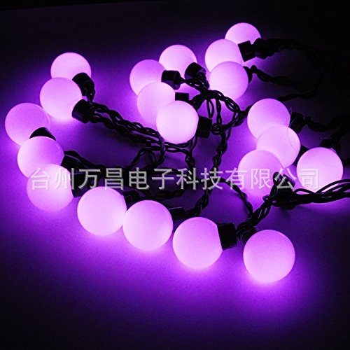 FDH LED Solar Powered / String Lights Decorative Lighting...