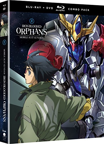 Mobile Suit Gundam: Iron-Blooded Orphans - Season Two Part One [Blu-ray] (Flat Iron Stores)