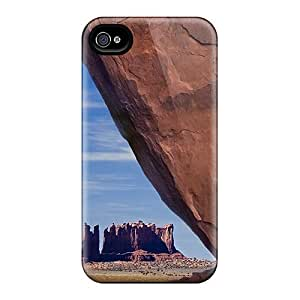 Durable Case For The Iphone 4/4s- Eco-friendly Retail Packaging(landscape)