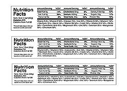 Redd Superfood Energy Bar Variety Pack ,3 Flavors Each 4 (12PK) , Gluten Free, Protein Bar + Energy Shot + Multi Vitamin