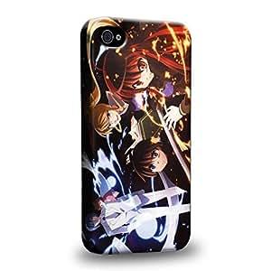 The most popular Shakygan No Shana Margery Daw Sakai Yuji Flame Hazes 1556 4.7 Protective Snap-on Hard Back Case Cover for Apple iPhone 6 4.7
