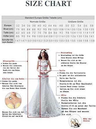 Topkleider Robe de soirée à col en V Rose pour Femme - Beige - 54