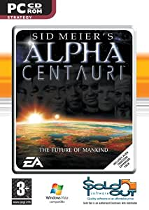 ALPHA CENTAURI COMPLETE (SID MEIERS)