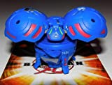 BAKUGAN SEASON 3 LOOSE AQUOS BLUE BAKUCYCLONE FARAKSPIN 740G W/ DNA CODES