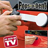 LingsFire® Pops a Dent Car & Dent Repair Removal Tool Car Paint Kit Dent Glue Gun With OPP BAG As Seen On TV