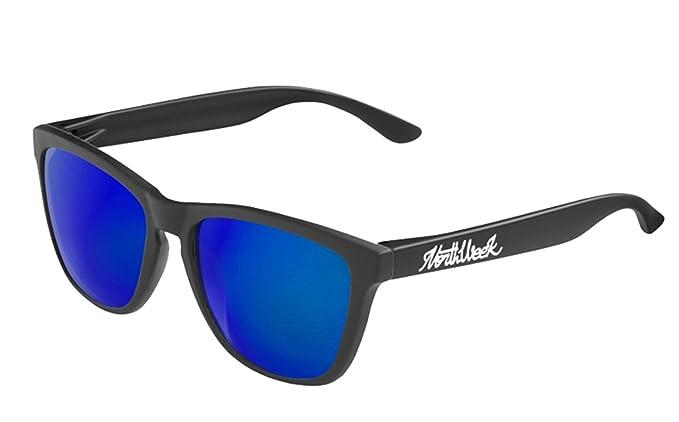 Gafas de sol Northweek mate/black lente azul polarizada - UNISEX: Amazon.es: Ropa y accesorios