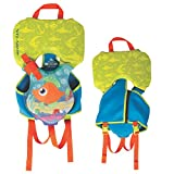 Best Infant Life Vests - Stearns Infant Puddle Jumper Hydroprene Fish Print Life Review