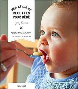 Mon Livre De Recettes Pour Bebe 9782501097437 Amazon Com
