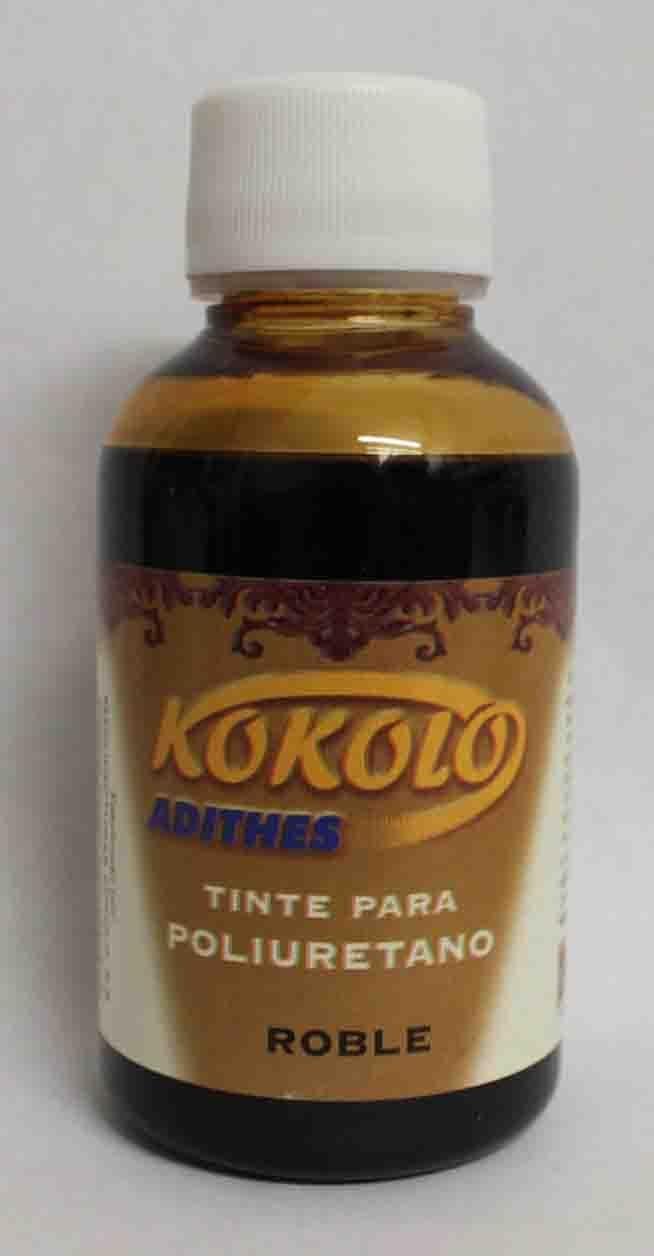 TINTE para Poliuretano y Madera color ROBLE 125 cc de KOKOLO ...