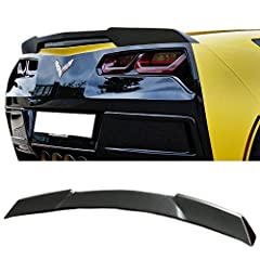 FIT FOR: 2014-2018 Chevrolet Corvette C7IMPORTANT NOTE: ITEM WILL ONLY FIT OEM BODY STYLE UNLESS OTHER SPECIFIEDINSTRUCTION NOT INCLUDEDPROFESSIONAL INSTALLATION HIGHLY RECOMMENDEDTEST FITTING IS REQUIRED TO ENSURE FITMENT.