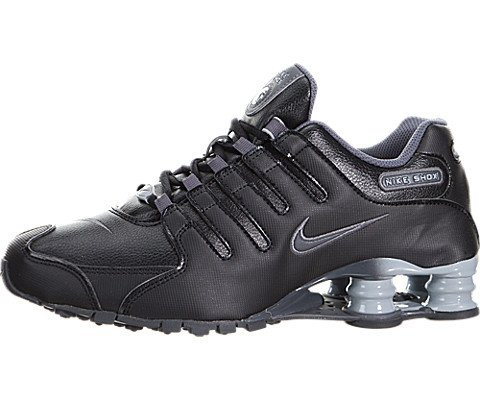 Nike Shox NZ EU Women's Running Shoes 488312-025 Black 6.5 M (Shox R4 Mesh)