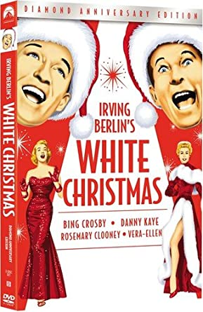amazon com white christmas diamond anniversary edition bing