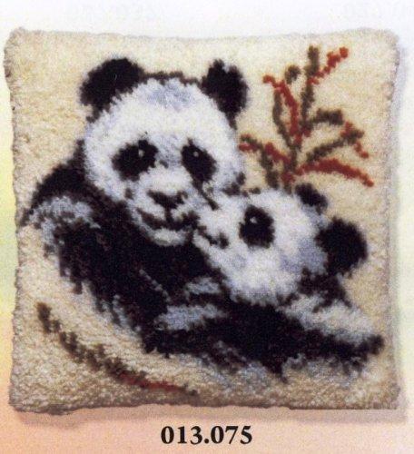 Amazon.com: Pako Panda & Cub Kit de ganchillo para funda de ...