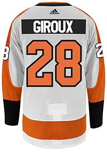 adidas Claude Giroux Philadelphia Flyers Authentic Away NHL Hockey Jersey