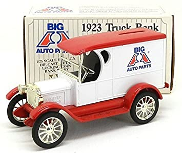 Ertl 1923 1 25 Scale Die Cast Big A Auto Parts Truck